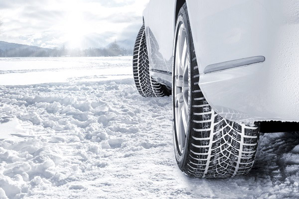 get your strong Winter tyres from a professional